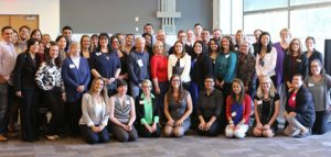 Participants from the February 2017 ASU Kauffman Inclusion Workshop